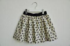 la casetta in canadà: Baby skirt