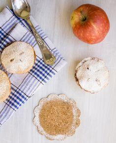 Mini Apple Pies - Honest Cooking