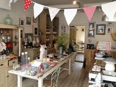 Bluedog and Sought boutique, nestled in the heart of beautiful Woodstock in Oxfordshire.