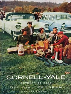 Fall weekends belong to football and the great outdoor eating experience of tailgating. Tailgate in Style! Fabulous recipes and presentation for your fall football entertaining! Football Tailgate, Tailgating, College Football, Tailgate Parties, Les Kennedy, Ivy League Style, Ivy Style, Prep Style, Football Program