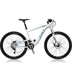 GT Helion Expert 2015 Mountain Bike - White - Large (EX DISPLAY)  Price… http://www.uksportsoutdoors.com/product/total-bmx-kyle-baldock-2016-lil-bee-bike-16in-wheel-16-25in-tt-pollen-yellow/