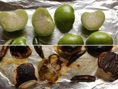 Charred Salsa Verde: The One Salsa to Rule Them All Mexican Salsa Verde, Mexican Salsa Recipes, Salsa Verde Recipe, Latin American Food, Serious Eats, Sauce Recipes, Food Processor Recipes, Spicy