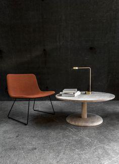 Pon tables by Jasper Morrison