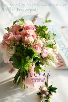 웨딩,신부 포지부케(Posy Bouquet)_[플라워스쿨, 루시안]웨딩부케반 플라워레슨 :: 네이버 블로그
