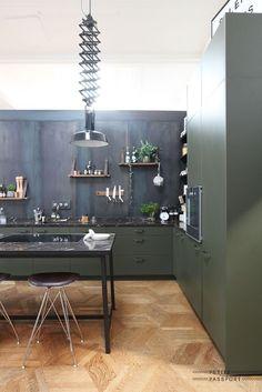 Casinha colorida: Dicas para dar uma nova alma a sua cozinha