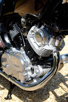 TR1 picture gallery (part 4) - Manfred's TR1. Page - All about YAMAHA TR1. / XV1000 / XV920