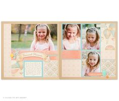 Roxybonds Close To My Heart CTMH consultant : Countdown to Spring/Summer Idea Book- Balloon Ride