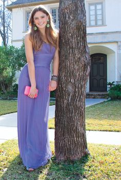 Prepping for prom with 16-year-old Dallas teen Gillian Vanderslice