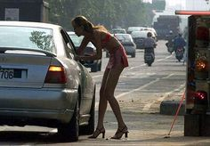 Are prostitutes safer online or on the streets?