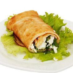 stas deliciosas Panquecas Veggie tornam o jantar perfeito quando combinadas com uma deliciosa salada fresca.