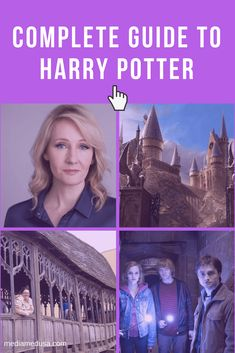 A comprehensive Harry Potter guide that just gets straight to the facts and trivia with bullet points. We don't need no stinking prose.