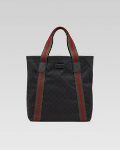 8ab053547df9 Canvas Tote by Gucci at Neiman Marcus. Taschen Online, Gucci Purses, Gucci  Handbags