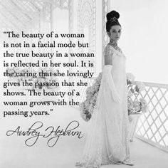 A+Woman+Worth+Quotes | BF QOD: The beauty of a woman...