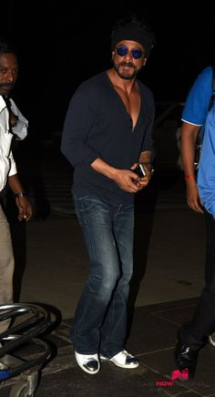 Shah Rukh Khan Goes For Dilwale Shoot To Hyderabad