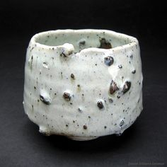 Teabowl with Inclusions | Deiniol Williams