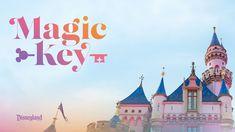 Details Released Regarding Disneyland's New Magic Key & the Return of WDW New Pass Sales Disneyland Annual Pass, Disneyland Resort Hotel, Disneyland Tickets, Disneyland Park, Downtown Disney, Disney World Guide, Disney Parks Blog, Disney World Resorts, Disney Vacations
