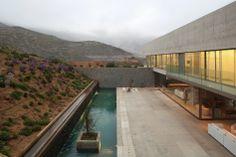 Casas del Horizonte Zapallar, Chile Arquitetura: Cristián Undurraga