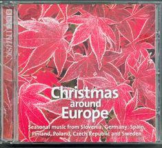 CHRISTMAS AROUND EUROPE - BBC CD (2002) SIBELIUS HINDEMITH RODRIGO GALLUS ETC #BalletChristmasLaudeMassCancion