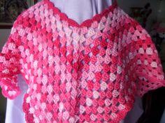 Items similar to Crochet Baby Girl Poncho, Crochet Baby Girl Cape, Crochet Newborn Poncho on Etsy Crochet Bebe, Baby Girl Crochet, Newborn Crochet, Crochet Cardigan, Baby Blanket Crochet, Crochet Shawl, Easy Crochet, Girls Cape, Girls Poncho