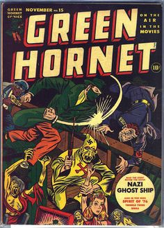 Green Hornet #15   comic books comics