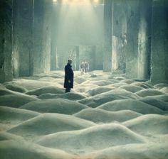 Tarkovsky! Absolutely beautiful cinematography!