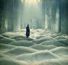 Tarkovsky! Absolutely beautiful cinematography!