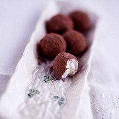 Chocolate Coconut Balls Recipe | SAVEUR