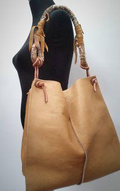 IRREGULAR ENGRAVED BAG - Asymmetrical leather bag- Original ...