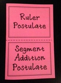 Addition Postulate Worksheet Answers - segment addition postulate ...