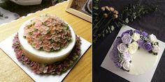 Blumentorten sind neuer süßer Hochzeitstrend #News #Genuss