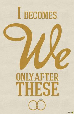 I Becomes We Only After These - Day 18 #30DoC #GraphicDesign