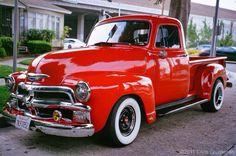1954,Chevy Pickup