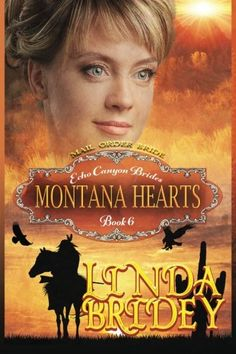 Introducing Mail Order Bride  Montana Hearts Clean Historical Cowboy Mystery Romance Novel Echo Canyon Brides Volume 6. Great Product and follow us to get more updates!