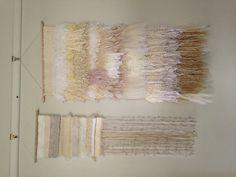 Weaving wall hanging by Maryanne Moodie