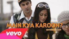 Barfi - Ranbir Kapoor, Priyanka, Ileana | Main Kya Karoon Video