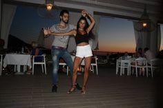 Latin Evening at Salvator Villas & Spa Hotel Parga www.salvator.gr