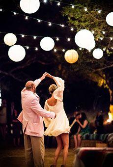 Outdoor Dancing