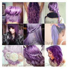 """""""Your Purple Hair"""" by sammie-122xx ❤ liked on Polyvore featuring Sammiespreferencesxx"""