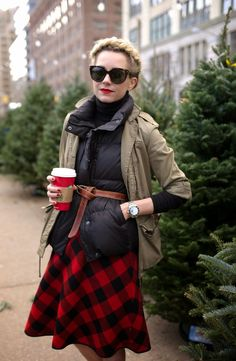 holiday layering