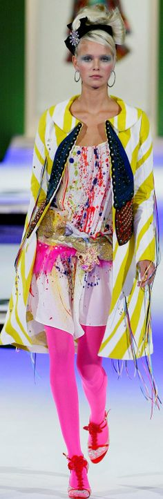 2004 Christian Lacroix Haute Couture Spring-Summer