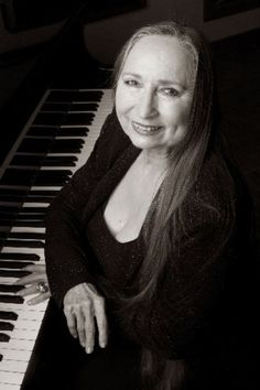 Bobbie Nelson. Willie Nelson's sister and the piano player in his band.