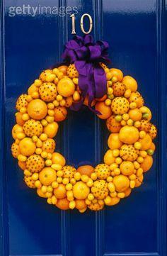 Oranges! Getty Images