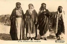 بدو بئر السبع. Ber-alsabe'a (Gaza) natives. This is What Israel is trying to hide. Palestine in ancient times.