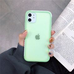 Matte Shockproof Transparent iPhone Case - For iPhone 11Pro Max / T1