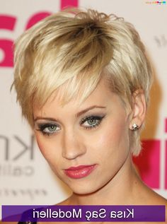 2015 Short Hairstyles for Thin Hair