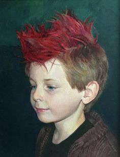 Child Portrait commissions in Oil, Pastel and Charcoal Portraits, Artist Gallery, Fine Art, Children, Painting, Fictional Characters, Artists, Beautiful, Charcoal