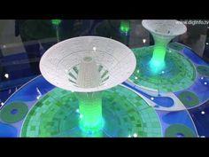 Green Float : les hommes vivront-ils sur des îlots flottants?