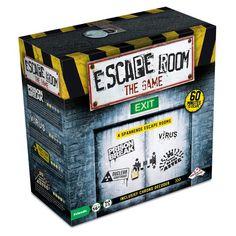 Escape Room The Game - Gezelschapsspel