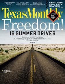 16 summer Texas drives