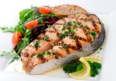 Unlike many other fish, salmon is firm enough to grill. It's highly nutritious, including a healthy serving of omega-3 fatty acids. You'll love the seasoning...